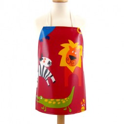 Childrens Roar Red Apron