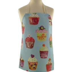 Childrens Cupcakes Blueberry Apron