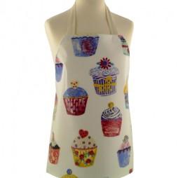 Childrens Cupcakes Neopolitan Apron