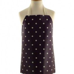 Childrens Dotty Mulberry Apron