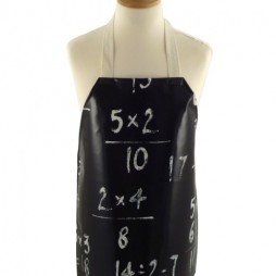 Childrens Sums Blackboard Apron