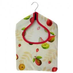 Apples and Pears PVC Peg Bag