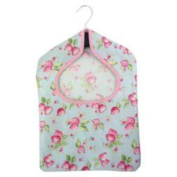 Strawberries Duckegg PVC Peg Bag