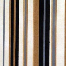 Savannah Onyx Gloss Vinyl Coated Tablecloth