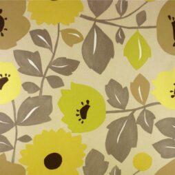Phoebe Sunshine Matt Vinyl Coated Tablecloth