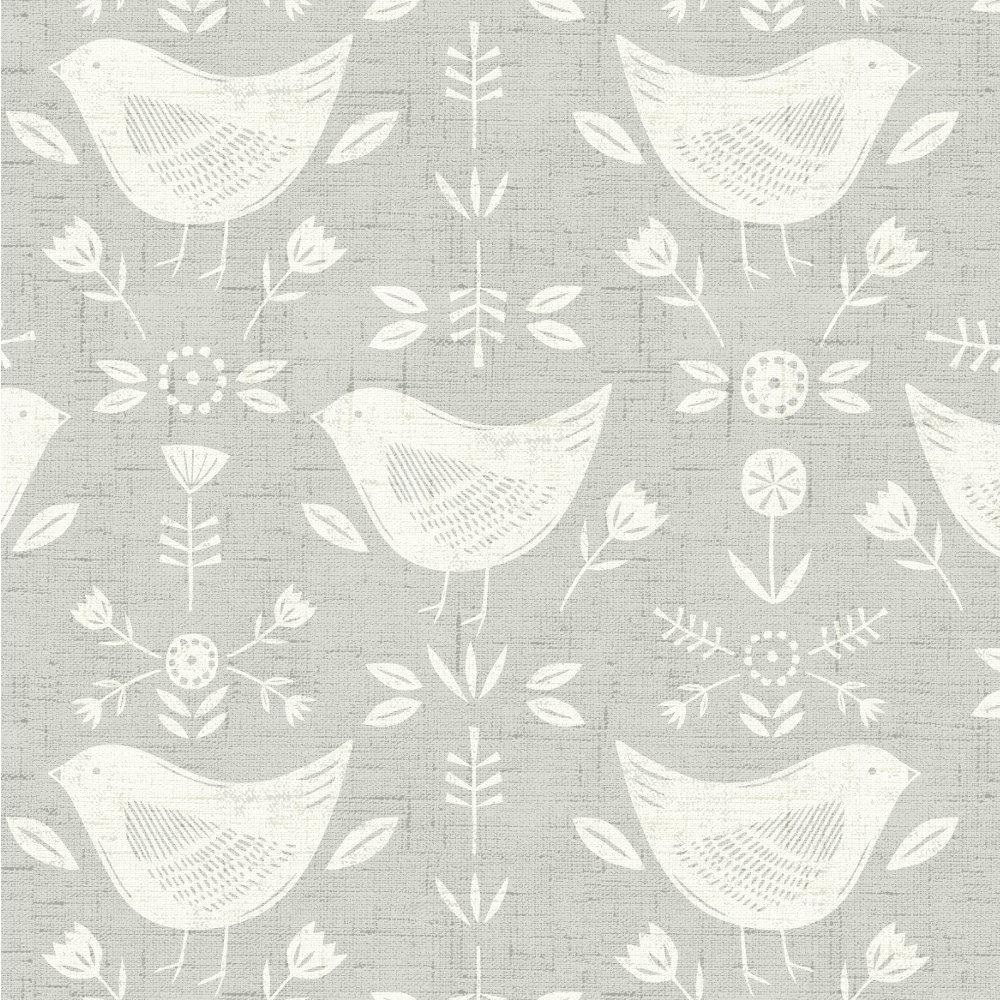 Narvik Grey Matt Vinyl Coated Tablecloth Just Wipe