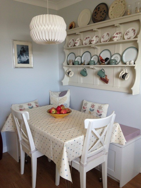 October 2016 Tablecloth of the Month winner