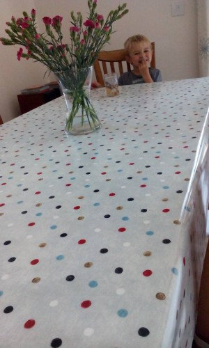 September 2016 Tablecloth of the Month winner