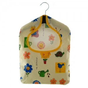 Happy Garden PVC Peg Bag