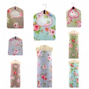 english rose peg bags and aprons