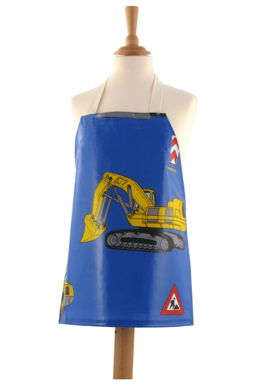 Childrens Diggers Apron