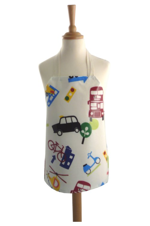 Childrens Taxi Apron