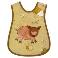 Childrens Animal Chatter Caramel Tabard