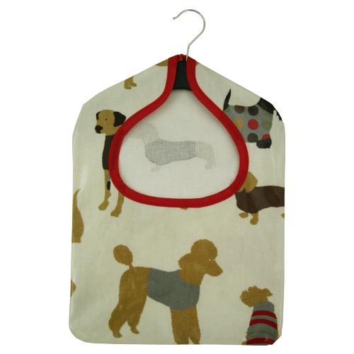 Top Dog Cinnamon PVC Peg Bag