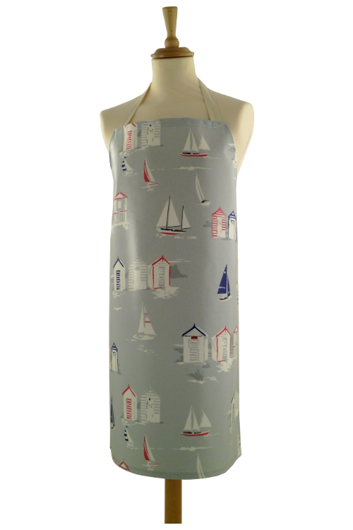 Adult PVC Apron Beach Huts