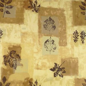 Autumn Leaves Matt Oilcloth