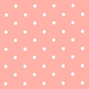 Dotty Rose Oilcloth