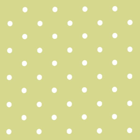 Dotty Sage Vinyl Coated Tablecloth