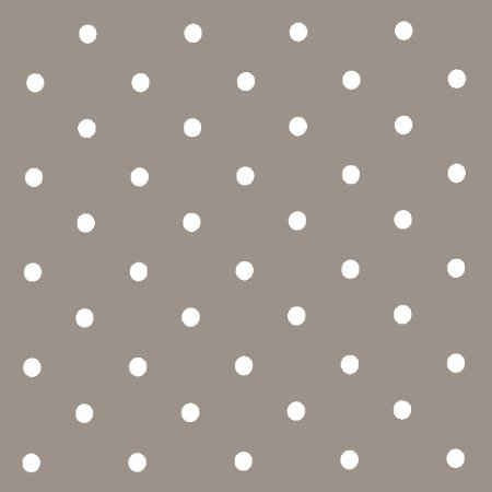 Dotty Smoke Vinyl Coated Tablecloth