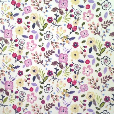 Sweet Briar Lavender Gloss Oilcloth